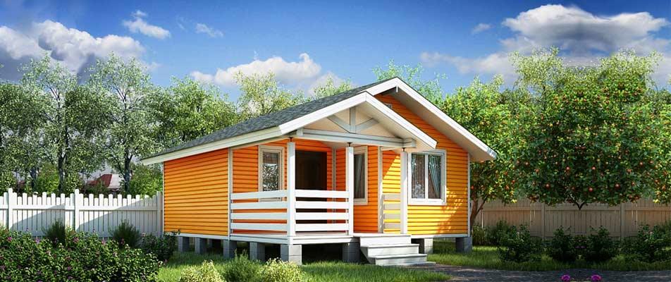 Строительство деревянных домов и коттеджей под ключ в ...